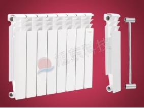 钢铝压铸铝散热器或双金属压铸铝散热器