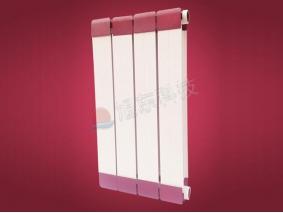 80X80铜铝复合散热器