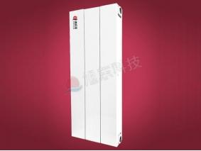 80X70铜铝复合散热器