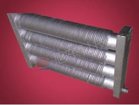 工业翅片散热器(水盒型)