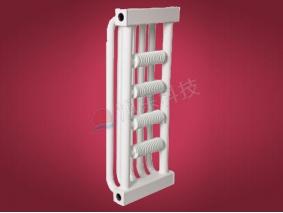 旭冬钢制弯管翅片复合散热器尺寸及参数