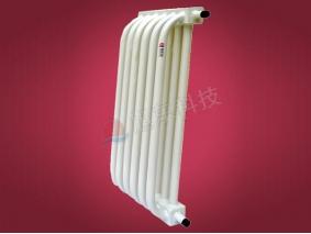 旭冬钢制弯管串片复合散热器尺寸及参数